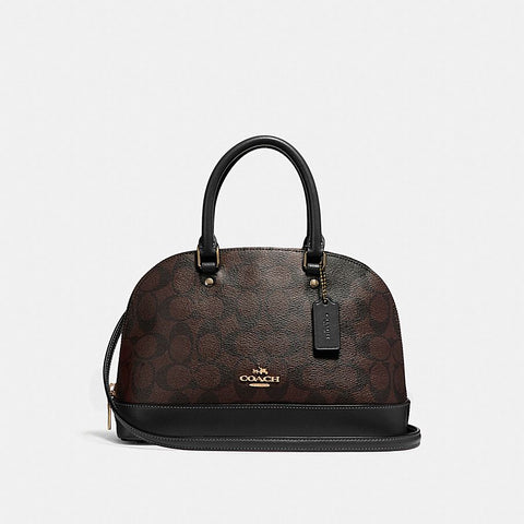 Coach women sierra handbag