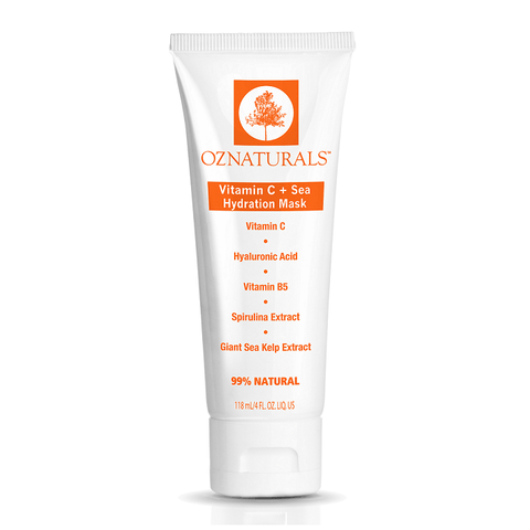 OZNaturals | Vitamin C + Sea Hydration Mask