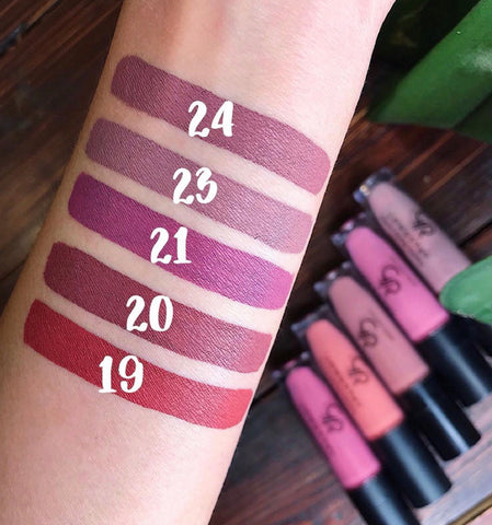 Golden Rose L.O.N.G.S.T.A.Y Liquid Matte Lipstick (More Colors)