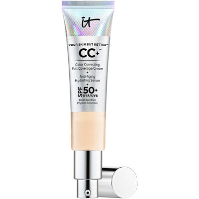 **NEW IT COSMETICS | Your Skin But Better CC+ SPF 50+ cream