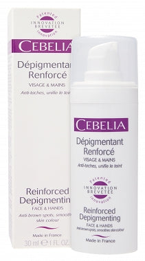**NEW CEBELIA | Depigmenting reinforced 30ml