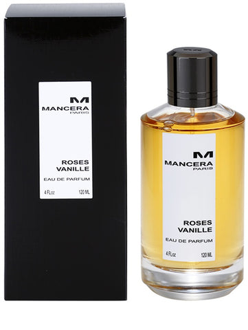 Mancera | Roses Vanille Eau de Parfum for Women 120 ML