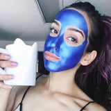**NEW Zero Skin | BRIGHTENING BLUE YOUTH BOOSTING FIRM AND GLOW MASK