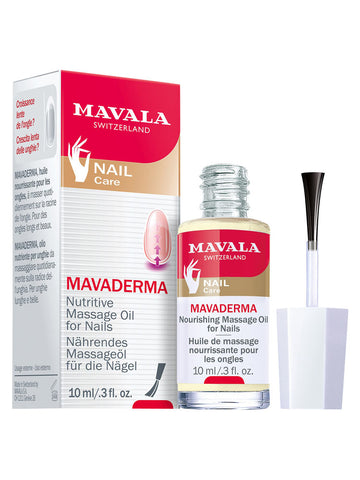 **NEW Mavala | Mavaderma Nutritive Massage Oil for Nails 10ml