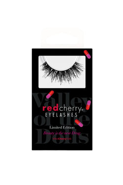 **NEW Red Cherry Lashes Molly Jane