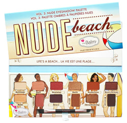 **NEW The Balm | Nude Beach® Eyeshadow Palette