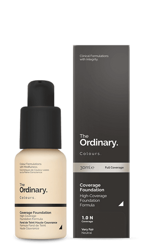 THE ORDINARY | Coverage Foundation