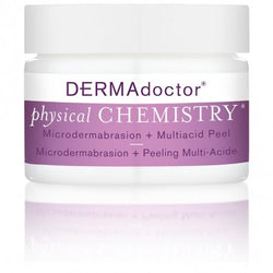 **NEW Derma Doctor | Physical Chemistry Facial Microdermabrasion + Multiacid Chemical Peel