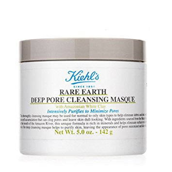 Kiehl's | Rare Earth Pore Cleansing Masque