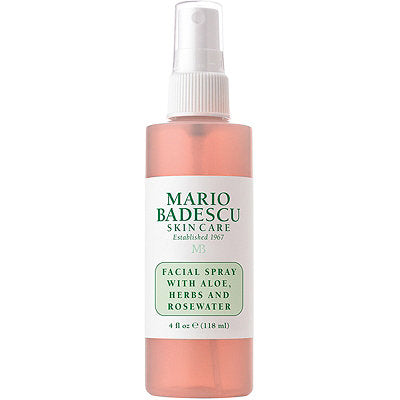 **NEW Mario badescu | FACIAL SPRAY WITH ALOE, HERBS AND ROSEWATER