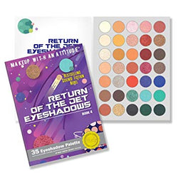 **NEW Rude cosmetics | Return Of The Jet Eyeshadow