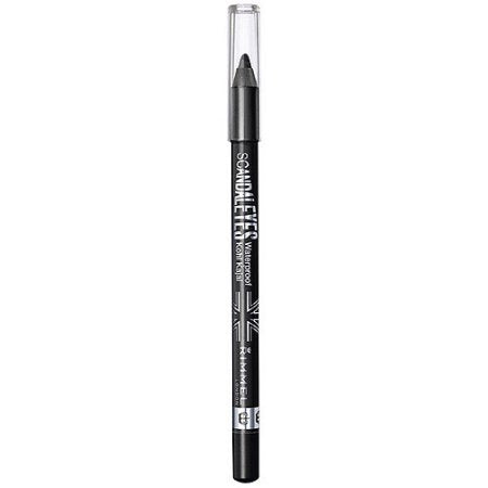 Rimmel London | Scandaleyes Waterproof Kohl Kajal Liner Black