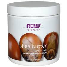 NOW FOODS | Shea Butter (207ml)