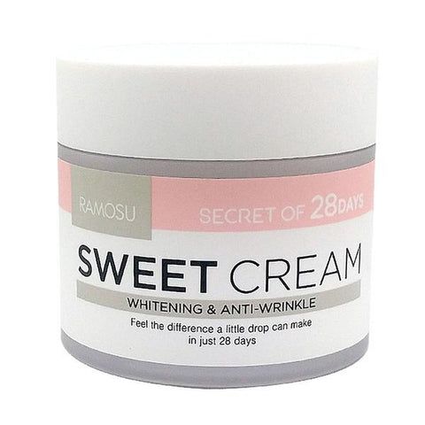 **NEW Ramosu | Ramosu 28 Days Sweet Cream 50ml