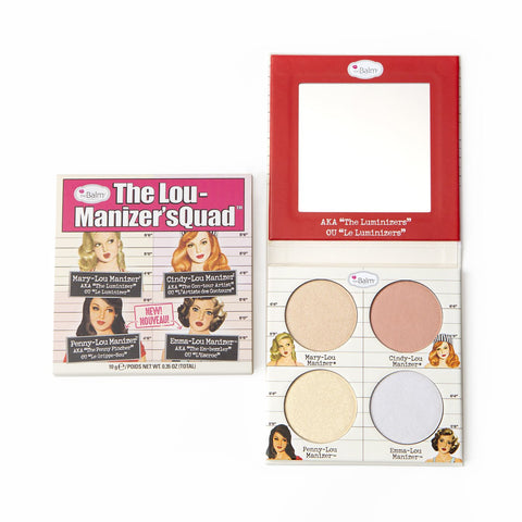 **NEW The Balm | THE LOU MANIZER'SQUAD
