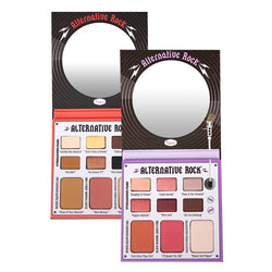 **NEW The Balm Cosmetics | Alternative Rock® Face Palettes