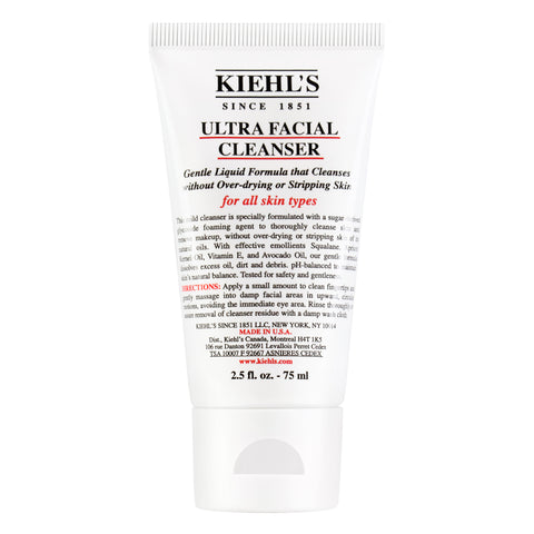 KIEHL'S |  Ultra Facial cleanser 75ml