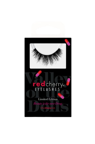 **NEW Red Cherry Lashes Xannie
