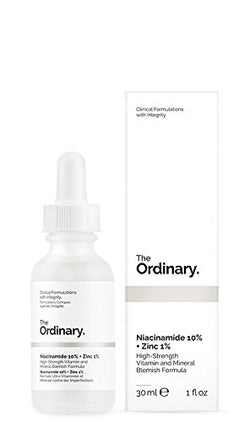 The ordinary | Niacinamide 10% + Zinc 1% 30ml