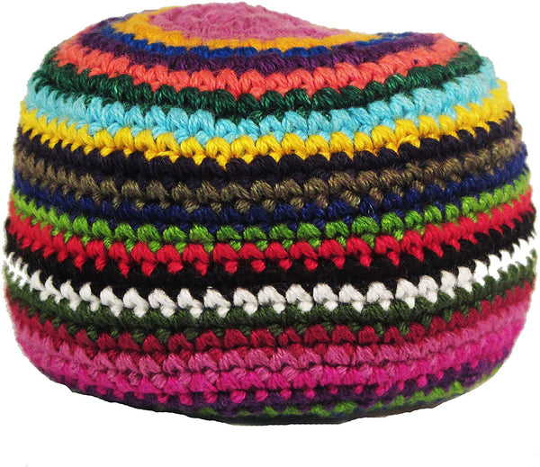 Hacky Sack - Multi Stripe