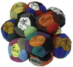 Hacky Sack - Jester Assorted Colors, 12-Panel  - One Hacky Sack