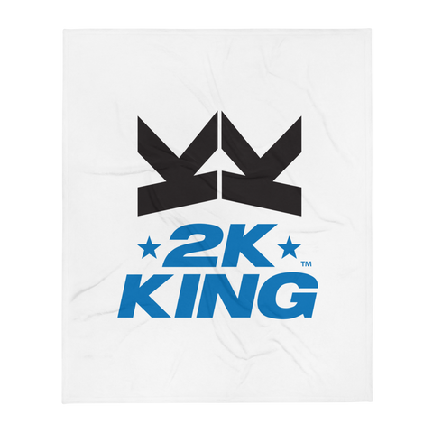 2K KING - ORL - Throw Blanket