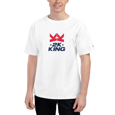 2K KING - WASH - Men's Champion T-Shirt