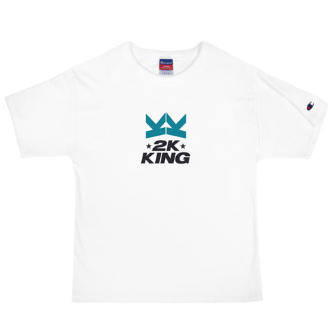 2K KING - CHAR - Men's Champion T-Shirt