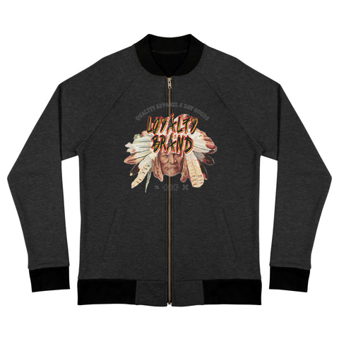 CHIEF LOYALTY BRAND Bomber Jacket