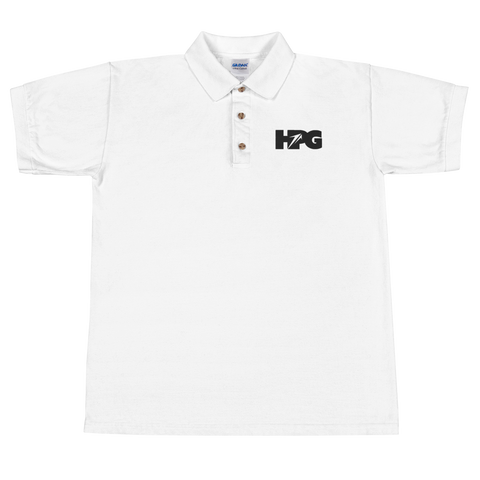HPG - Embroidered Polo Shirt