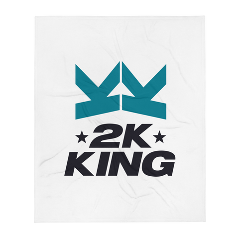 2K KING - CHAR - Throw Blanket