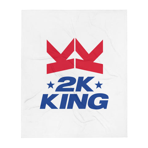 2K KING - PHILA - Throw Blanket