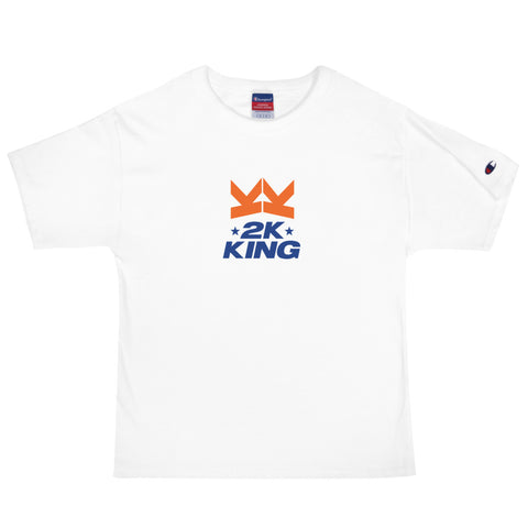 2K KING - NYK - Men's Champion T-Shirt