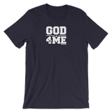 GOD is For Me Unisex short sleeve t-shirt