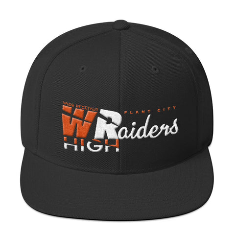 WR RAIDERS Snapback Hat