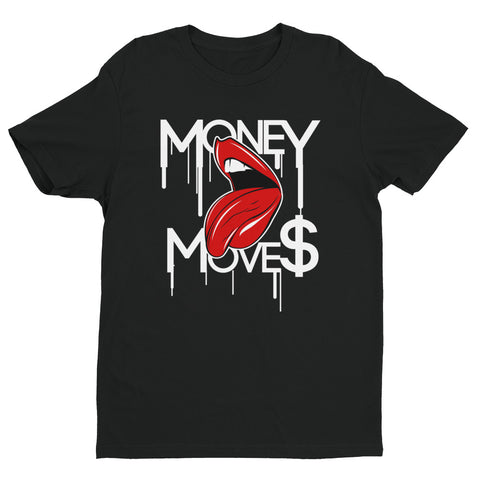 MONEY MOVES men's t-shirt