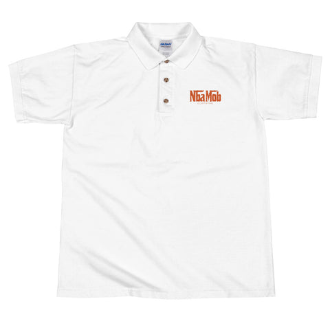 NBA MOB Embroidered Polo Shirt