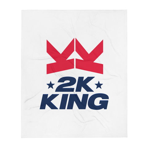 2K KING - WASHING - Throw Blanket