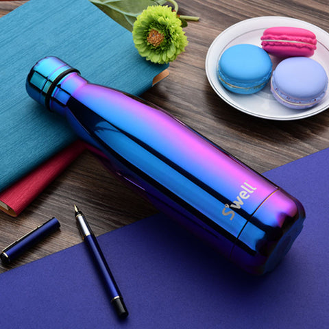 Swell Metallic Thermos