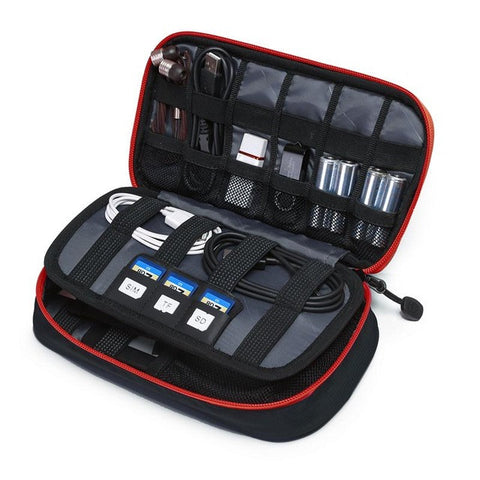 Portable Digital Accessories Organizer