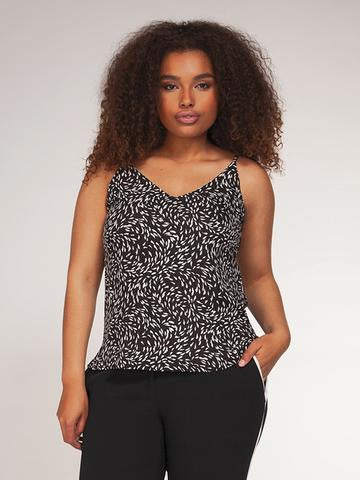Dex + Reversible V-neck Cami