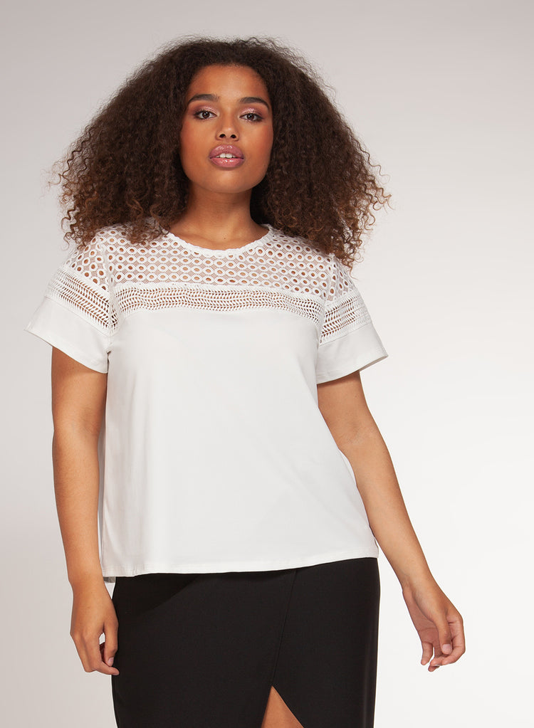 Dex+ Crochet Insert Top