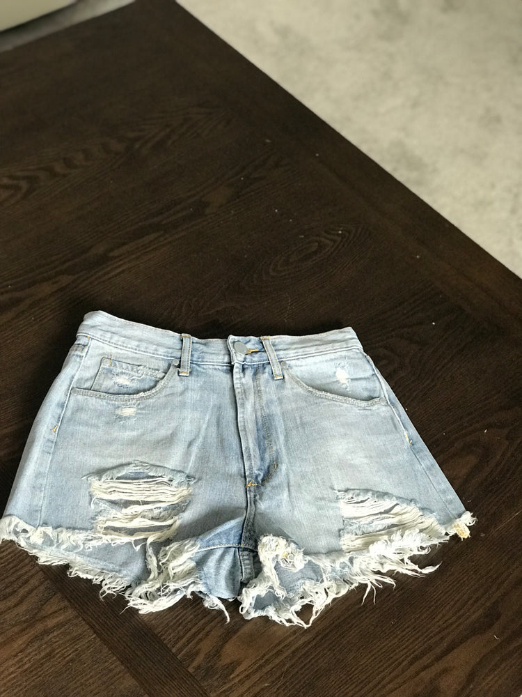 Articles of Society Denim Jean Shorts