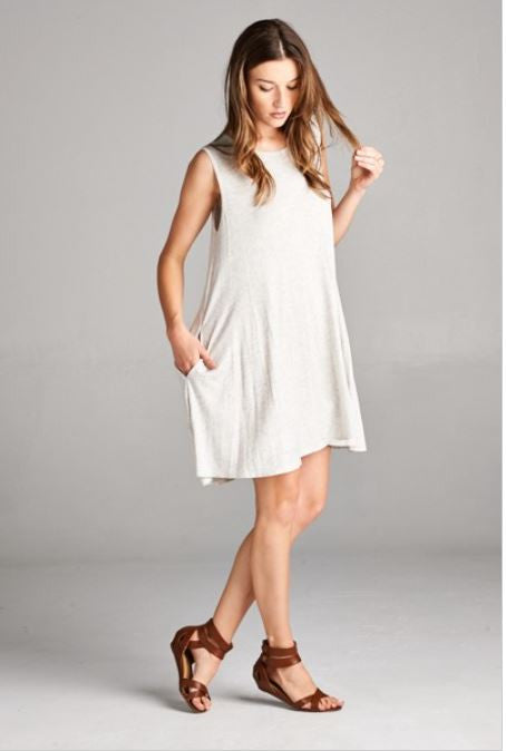 Vanilla Bay Tunic Dress