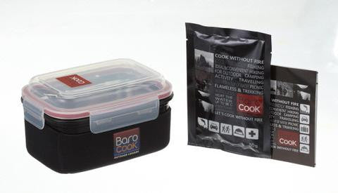 40 oz. Extra Large Thermal Pot & Heat Pack Set for Outdoor Flameless Cooking