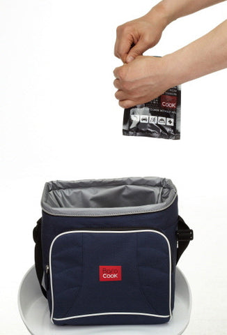 Insulated Cooking & Cooling Bag for Flameless Cooking Anywhere
