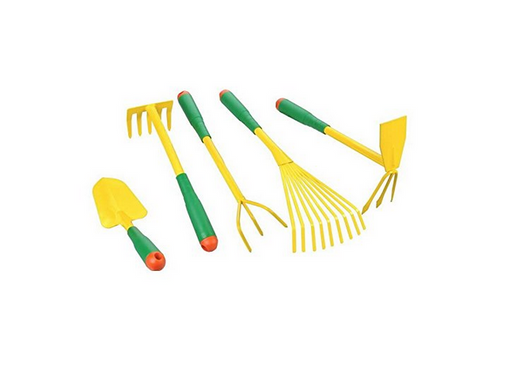 5 Piece Garden Tool Set - Findlavender