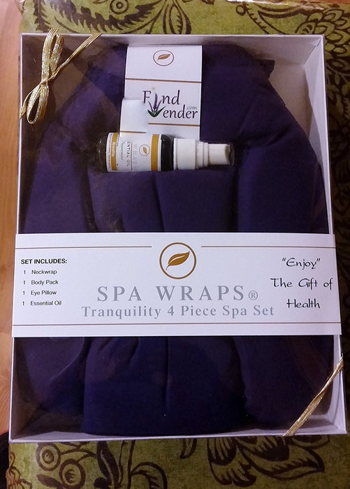 Aromatherapy Herbal & Lavender - Gift Sets - Findlavender