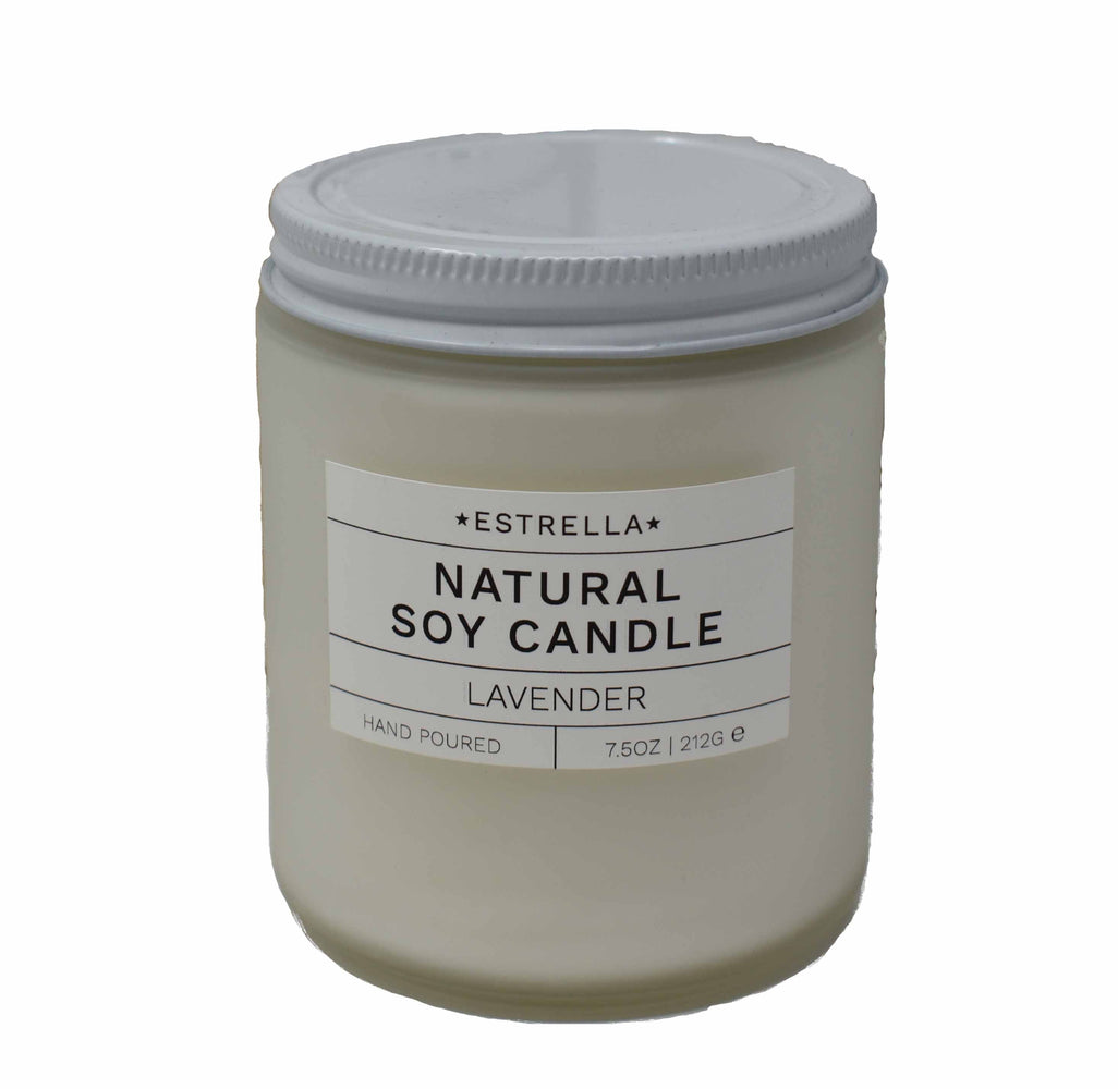 Estrella All-Natural Soy Candle