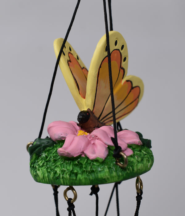 Butterfly Whimsical Windchime